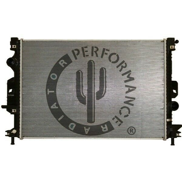 Radiator Performance Radiator 2468 fits 2013 Ford C-Max