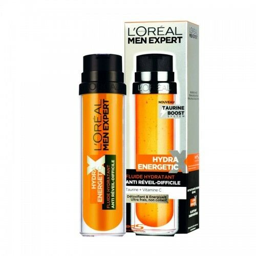 2x 50 ml. L'oreal Men Expert Hydra Energetic Turbo Booster