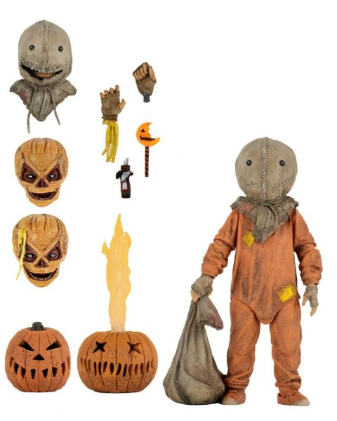 "Trick R Treat - 7"" Scale Action Figure - Ultimate Sam - NECA"