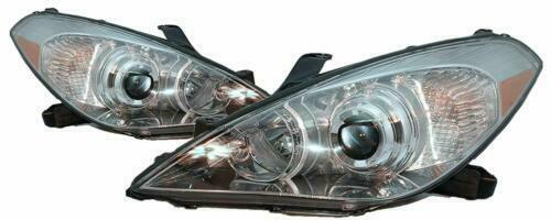 2007 2008 Fits For TY Solara Headlight Pair Right amp; Left Side