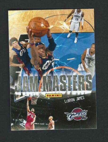 2009-10 Panini JAM MASTERS inserts - PICK FROM LIST