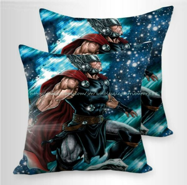Set of 2 Thor cushion covers patio furniture cushion covers $21.98