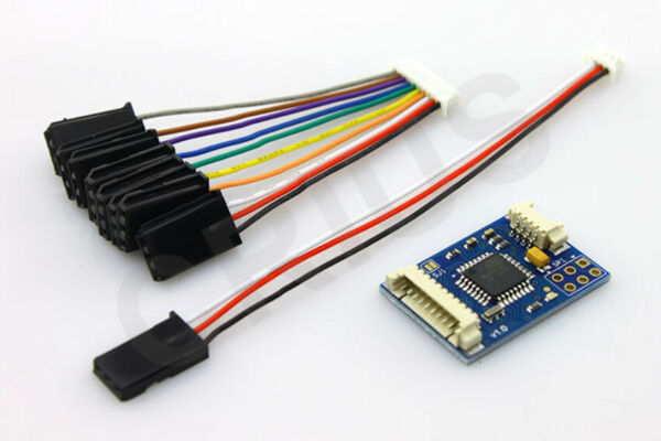 PPM Encoder for Flight Controller Pixhawk / PPZ/ MK/ MWC Multirotor FPV Drone