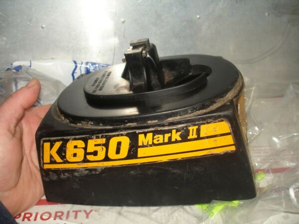 PARTNER k650 mark ll top cover  chainsaw part bin 545