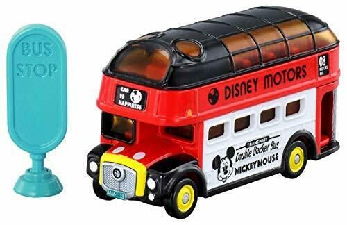 *Tomica Tomy Mall original Disney Motors Sunny Decker Mickey Mouse