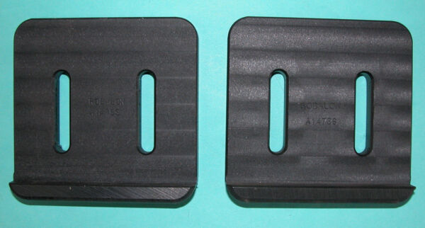 ROBALON SKID SHOES PART # A147BS FITS MURRAY AND JOHN DEERE 2 STAGE SNOWBLOWERS