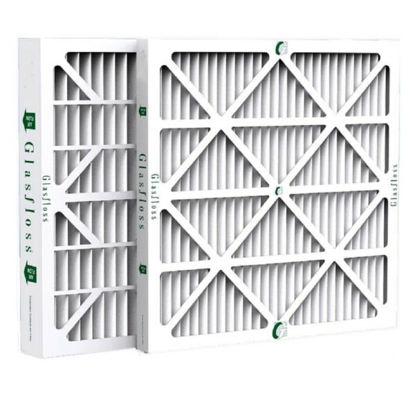 2quot; Inch Glasfloss ZL MERV 10 Pleated Air Filters for AC amp; Furnace. 6 Pack $43.94