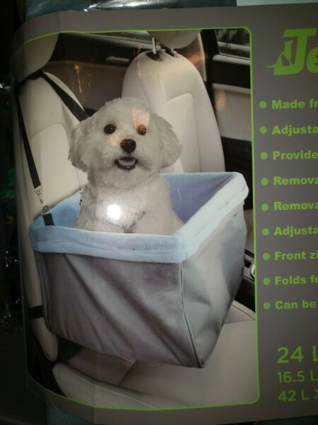 Jespet Dog Booster Car Seat Up To 24 Lbs $35.99