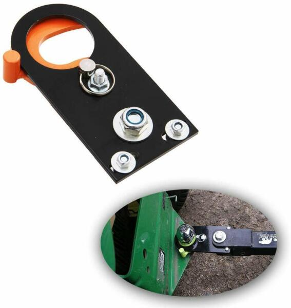 Lawn and Garden Tractor Pintle Hitch