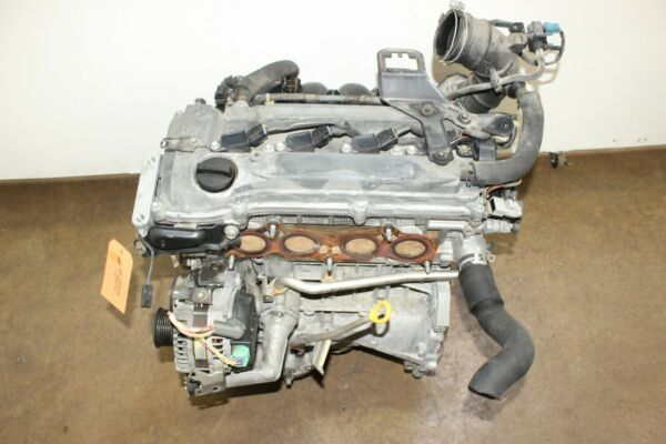 02 03 04 2005 2006 2007 2008 2009 TOYOTA CAMRY RAV4 SCION TC JDM 2AZ 2.4L ENGINE