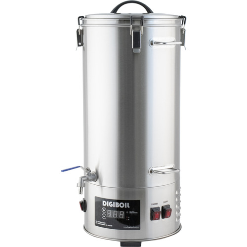 DigiBoil Electric Kettle - 35L9.25G (220v)- Beer Brewing Distilling All In One