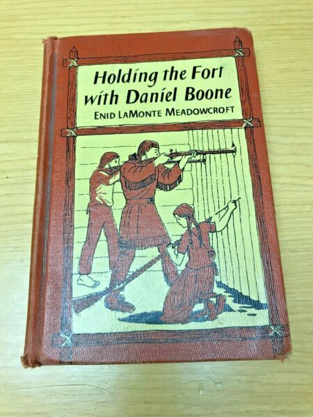 Holding the Fort with Daniel Boone ExLib