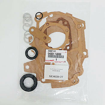TOYOTA Genuine Manual Transmission Overhaul Gasket Kit 04331-14030 FS
