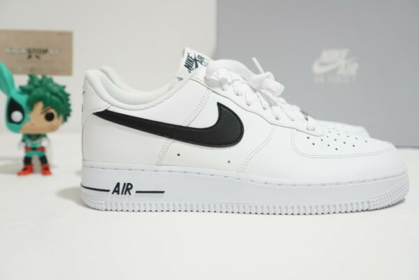 Air Force 1 Low '07 AN20 White & Black - Size 6 - 13 - IN HAND AUTHENTIC