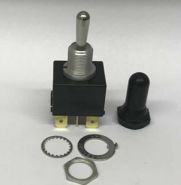 Blizzard Snow Ex  Part # 40575 Toggle Switch  (Mom-On Off On)