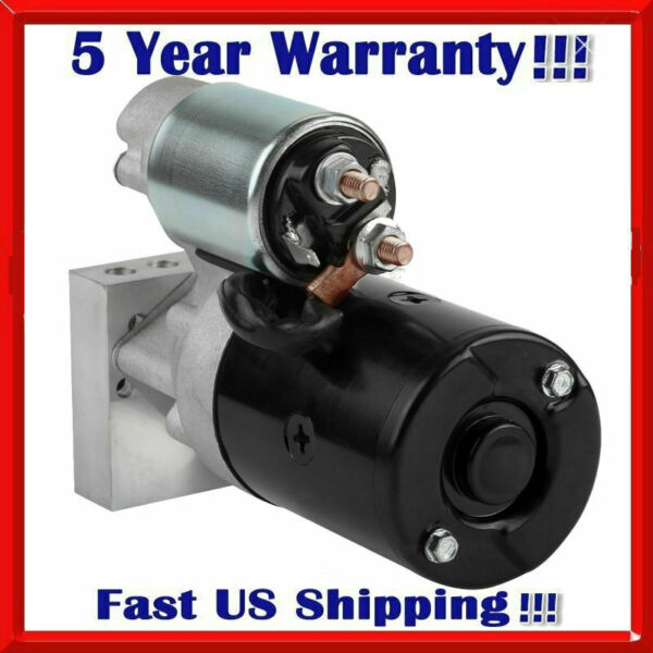 High Torque Mini Starter 3HP for Chevy SBC BBC Dual Inline 153 168 Tooth 305 350