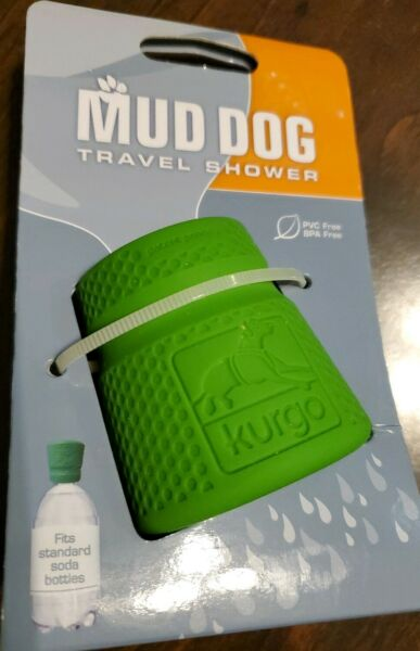 Portable Shower to Cool down your Pet on Hot Days - Use with a water bottle NEW!