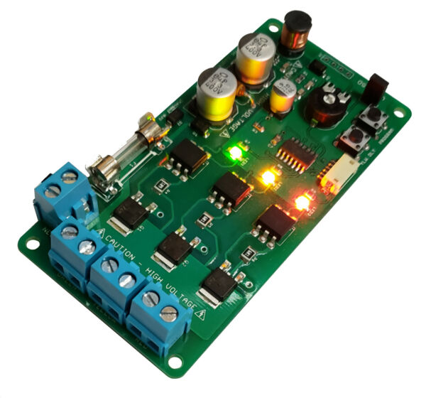 Traffic Light Controller Sequencer quot;Noiselessquot; 120V 240V 650W per channel
