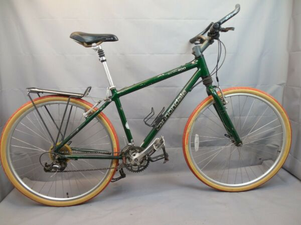 Cannondale Vintage Road Bike 48cm XSmall 700c Suntour Alpha3000 USA Made Charity