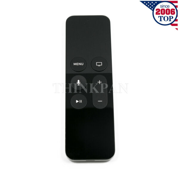 Genuine Apple TV Siri 4th Generation Remote Control MLLC2LLA EMC2677 A1513