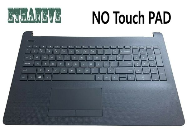 New for HP 15-BS 15T-BS series 925010-001 Black Palmrest With Keyboard USA