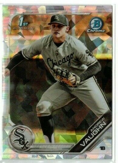 2019 BOWMAN DRAFT SAPPHIRE:Base Prospect Refractor-Topps Online Only-YOU PICK!