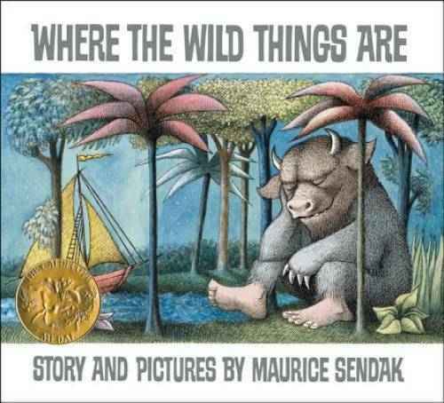 Where the Wild Things Are Paperback By Maurice Sendak GOOD $4.09