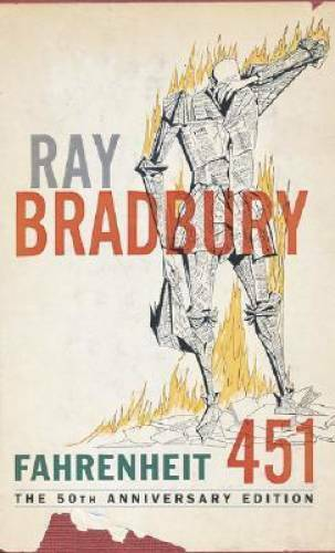 Fahrenheit 451 Mass Market Paperback By Ray Bradbury GOOD