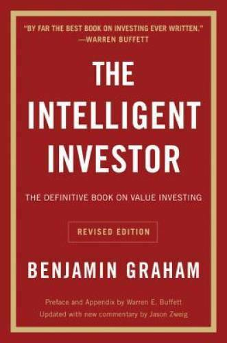The Intelligent Investor: The Definitive Book on Value Investing. A VERY GOOD