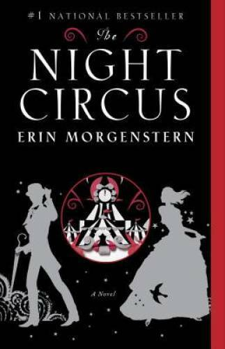 The Night Circus Paperback By Morgenstern Erin VERY GOOD