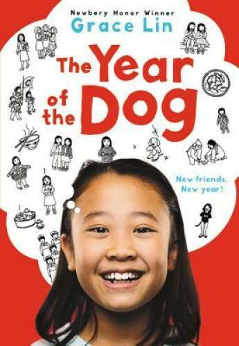 The Year of the Dog A Pacy Lin Novel Paperback By Lin Grace GOOD $4.09