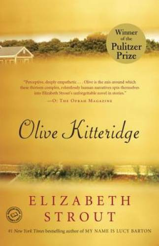 Olive Kitteridge Paperback By Strout Elizabeth GOOD