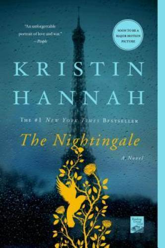 The Nightingale: A Novel Paperback By Hannah Kristin VERY GOOD