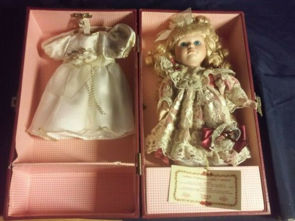 Porcelain Collector's Choice doll