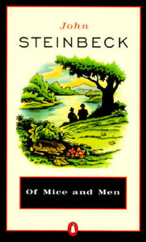 Of Mice and Men Mass Market Paperback By Steinbeck John GOOD