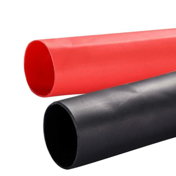 Young4us 2 Pack 3 4#x27;#x27; Heat Shrink Tube 3:1 Adhesive Lined Heat Shrinkable Tubing $14.79