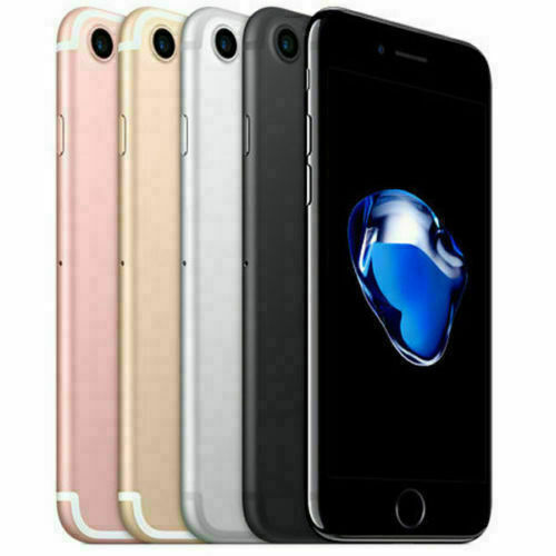 Apple iPhone 7 32GB 128GB 256GB Mobile Smartphone Factory Unlocked 12MP iOS New