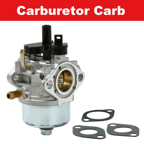 Carburetor Fit For Briggs & Stratton 801396 801233 801255 Snow Blower WGasket