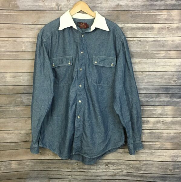Willis & Geiger Outfitters Button Down Shirt (Size: L)