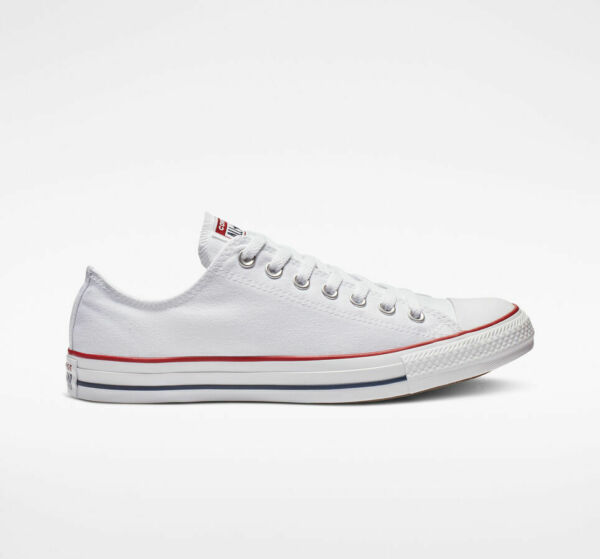 Converse Chuck Taylor All Star Low Top Ox Sneakers Optical White