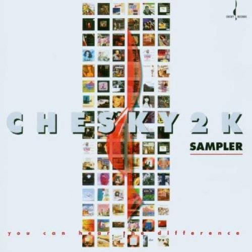 Chesky 2 K: Sampler Audio CD By VARIOUS ARTISTS VERY GOOD