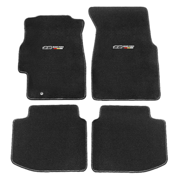 Nylon Carpet Floor Mats for Honda Civic Front & Rear