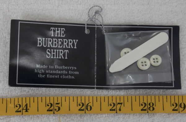 Burberry Replacement Buttons amp; Collar Stay g25 $9.99