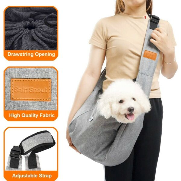 Pet Sling Carrier Travel Dog Cat US $24.99