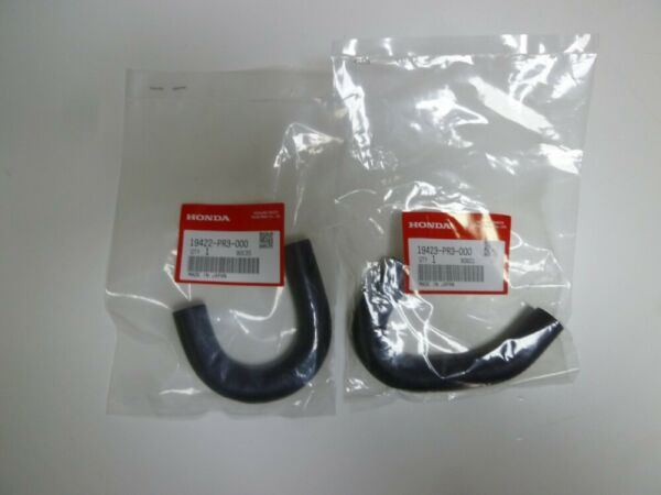 Genuine Honda INTEGRA Oil Cooler Hose SET 19422-PR3-000 19423-PR3-00 FS
