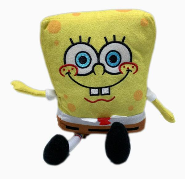 Spongebob Squarepants 6 Inch Stuffed Plush Toy $9.75