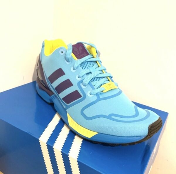 New! Adidas ZX Flux Running Shoes AF6303