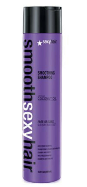Sexy Hair Smooth Sulfate-Free Smoothing Shampoo & Conditioner 10.1oz (2 pack)