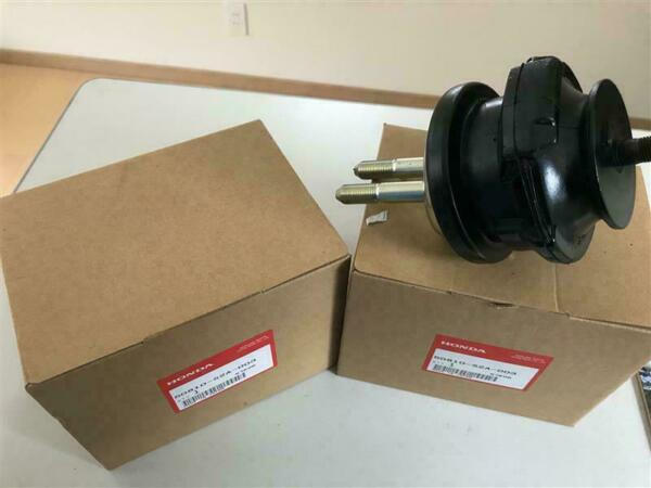 Genuine HONDA S2000 RUBBER ASSY Front ENGINE MOUNTING 50810-S2A-003 x2 FS