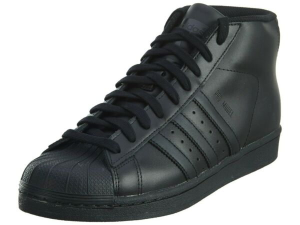 New! Adidas Originals Men's PRO MODEL Shoes Black S85957